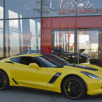 Corvette Z06 C7.R - Limited Edition – Reloaded