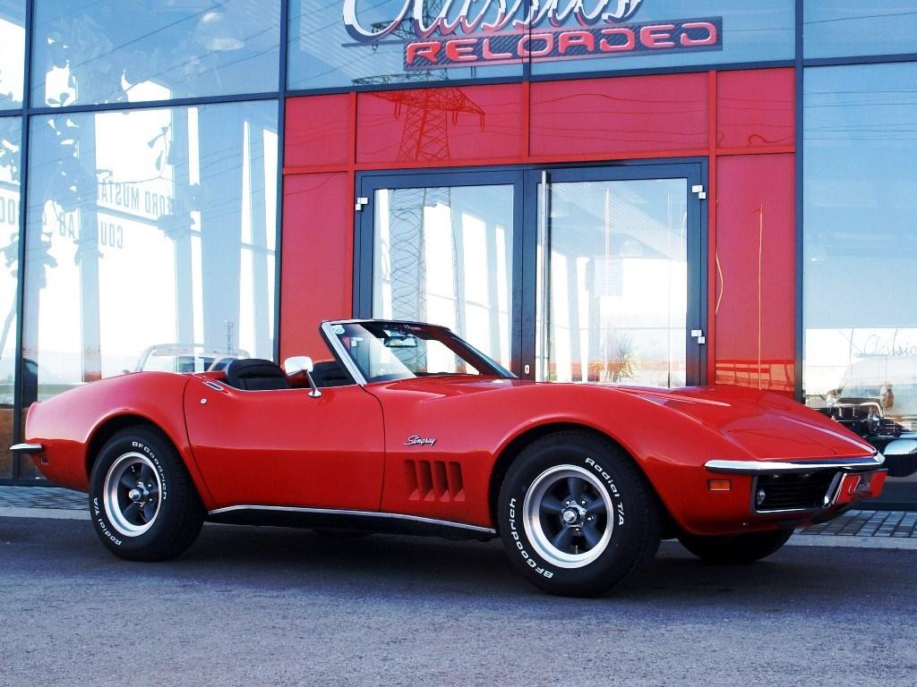 1969 Corvette Stingray >> Corvette C3 Stingray Cabrio - Classics Reloaded