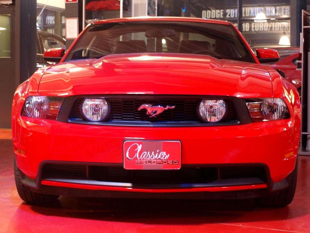 Ford Mustang GT Premium Classics Reloaded