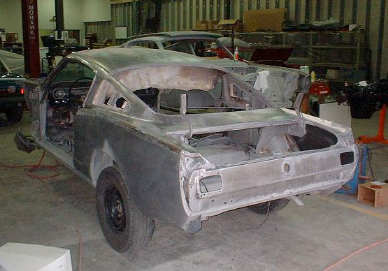 US Car Restauration