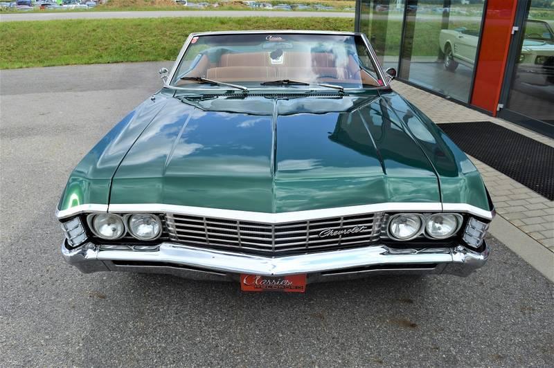 67er chevrolet impala