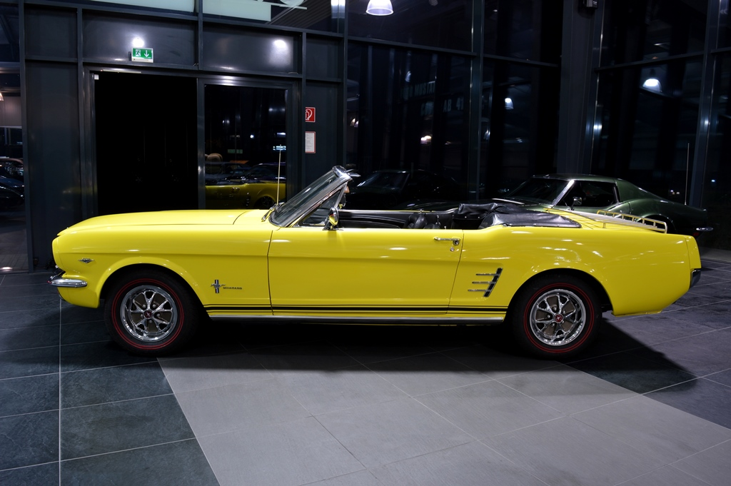 Ford Mustang Terlingua Shelby - Classics Reloaded