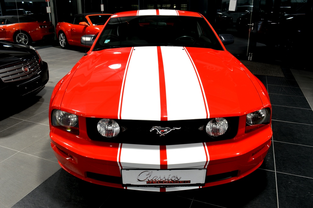 Ford Mustang Gt Classics Reloaded