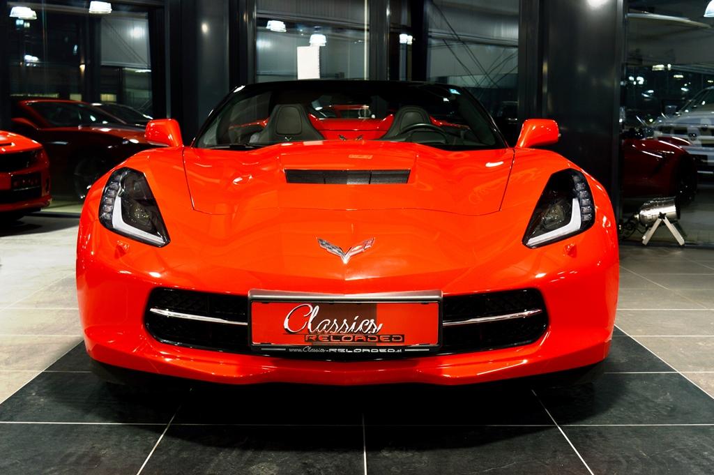Corvette C7 Stingray Cabrio Classics Reloaded