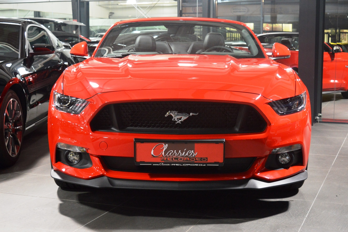 Ford Mustang 2017 Gt Cabrio Classics Reloaded