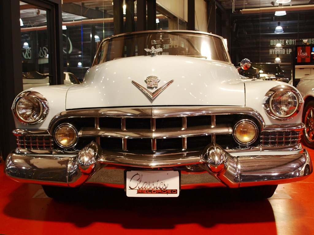 Cadillac Series 62 Convertible Classics Reloaded 1951 Coupe