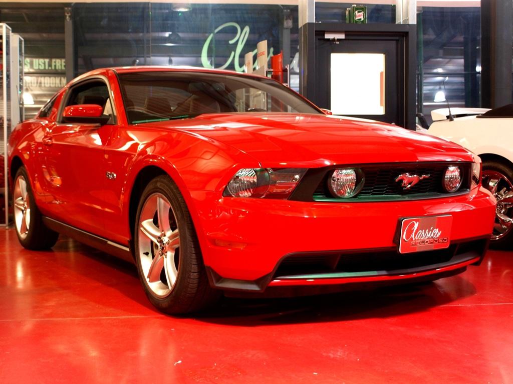 88 Mustang 5.0 >> Ford Mustang GT Premium - Classics Reloaded