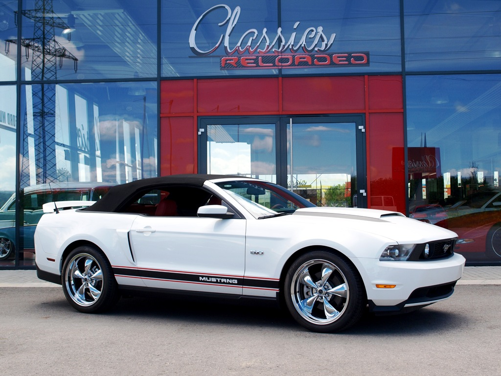 ford mustang gt premium 5 0 cabrio classics reloaded. Black Bedroom Furniture Sets. Home Design Ideas