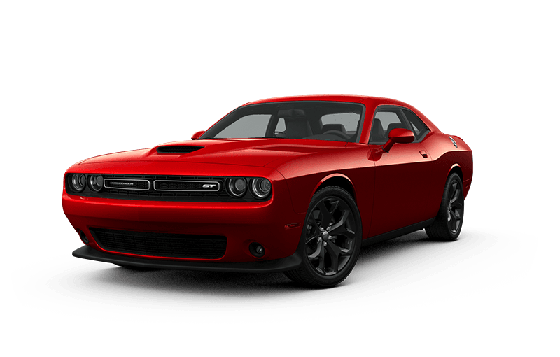 Dodge Challenger GT All-Wheel-Drive